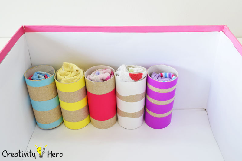 10 Simple Life Hacks With Toilet Paper Rolls 8