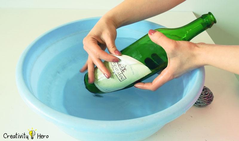 DIY Glass Bottle Home Decor – 3 Simple Ideas 1