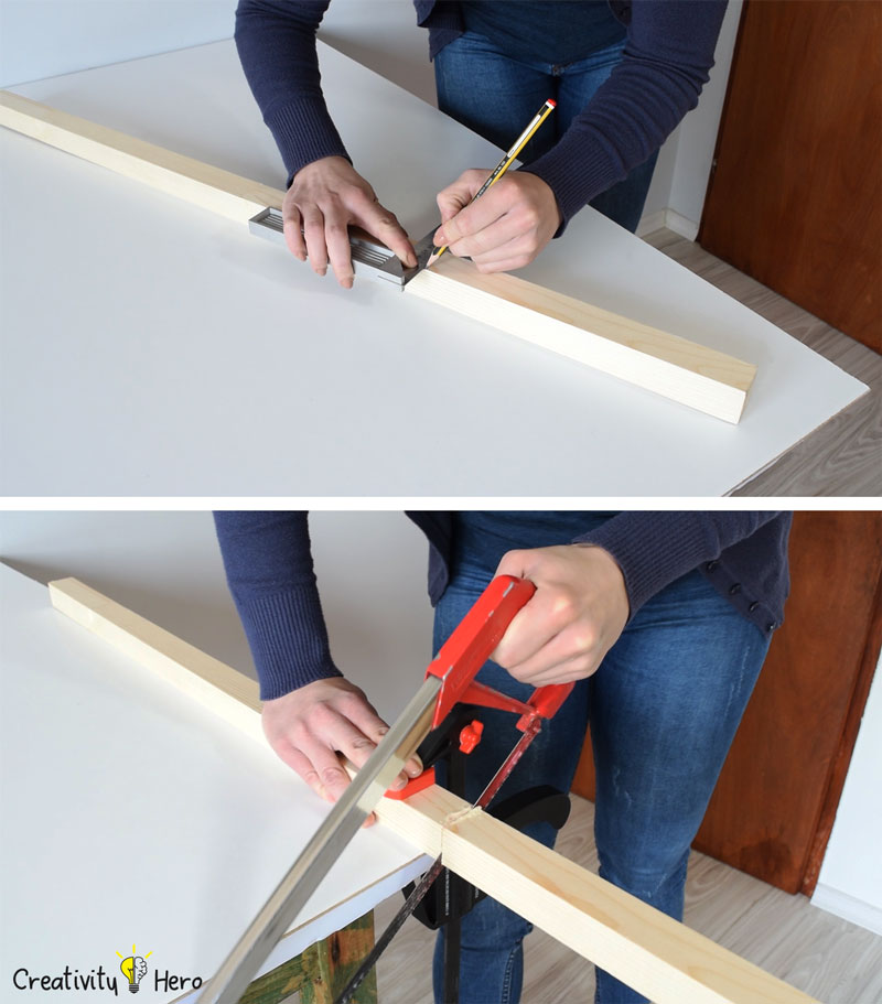 How To Build A Wooden Desk Lamp DIY Project 2