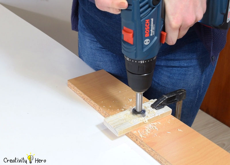 How To Build A Wooden Desk Lamp DIY Project 7