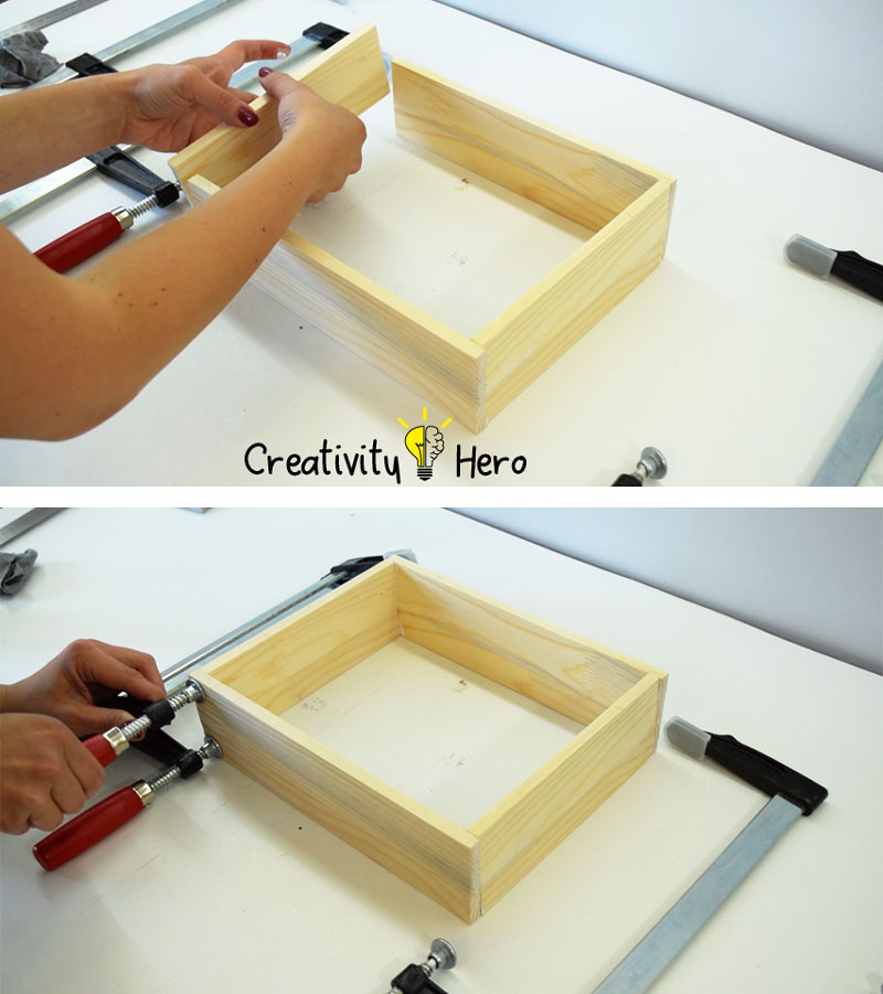 How To Create A 3D Paper Cut Light Box DIY Project 11