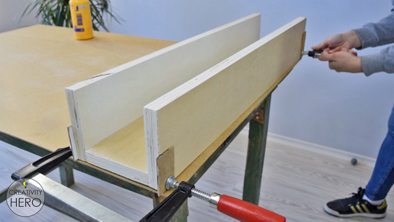 How to Make a Table Saw Fence and Router Table Fence for Homemade Workbench (Free Plan) 4
